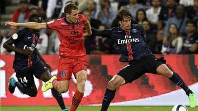 David Ducourtioux GFC Ajaccio PSG