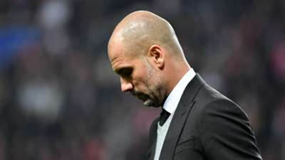 Pep Guardiola Monaco Manchester City Champions League 15032017