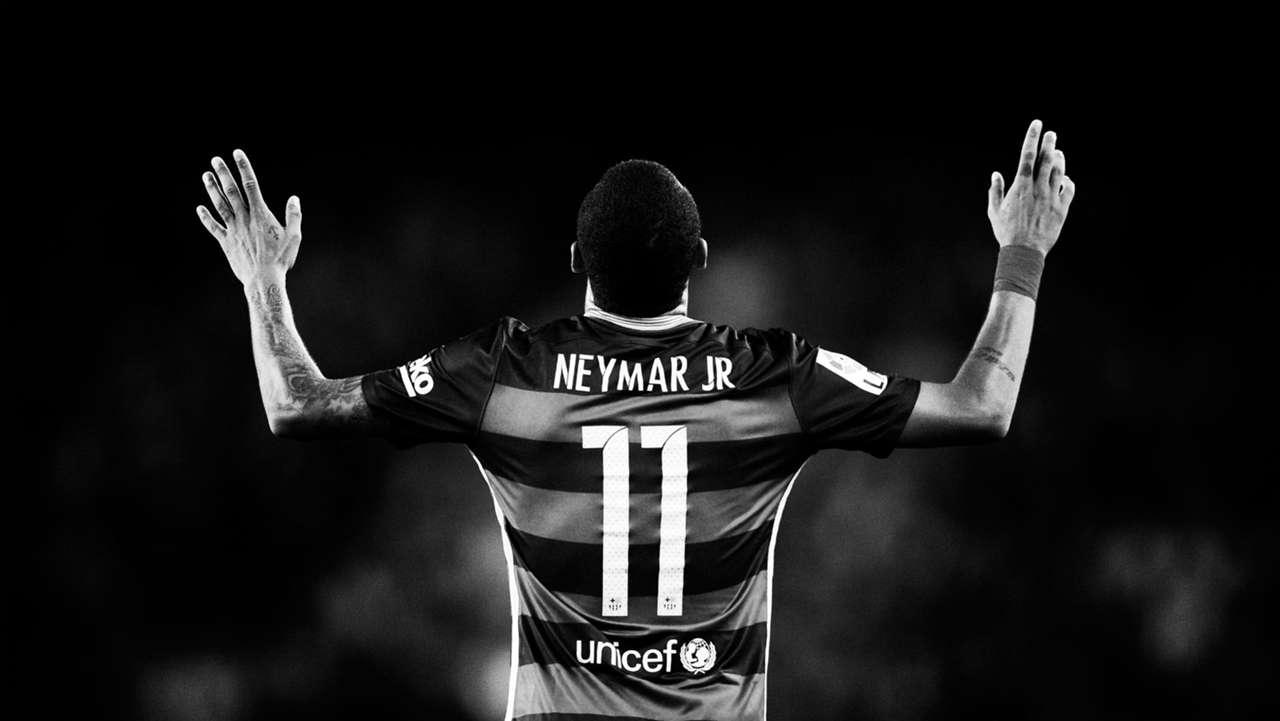 Barcelona 2015-2016 Neymar