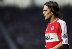 Jonathan Woodgate of Middlesbrough