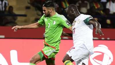 Riyad Mahrez Algeria Senegal CAN 2017