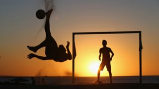 Football Beach soccer  Brazil