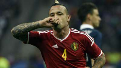 Radja Nainggolan France Belgium Friendly 07062015