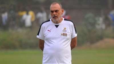 Avram Grant of Ghana