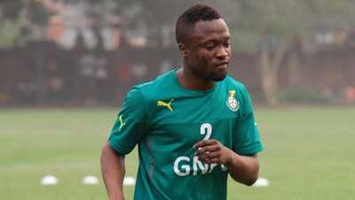 Bernard Tekpetey of Ghana