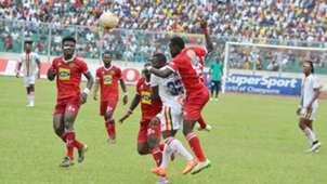 Kotoko vs Hearts in action 1