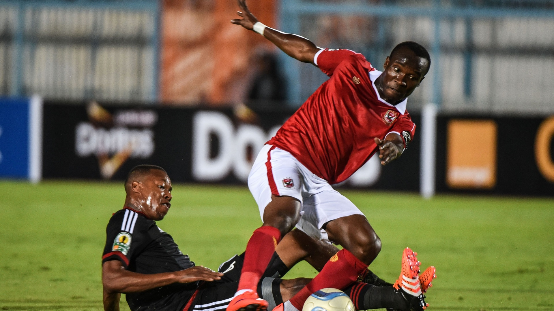 Ghana striker Antwi makes goalscoring history in Egyptian football