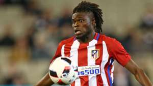 Thomas Partey of Atletico Madrid