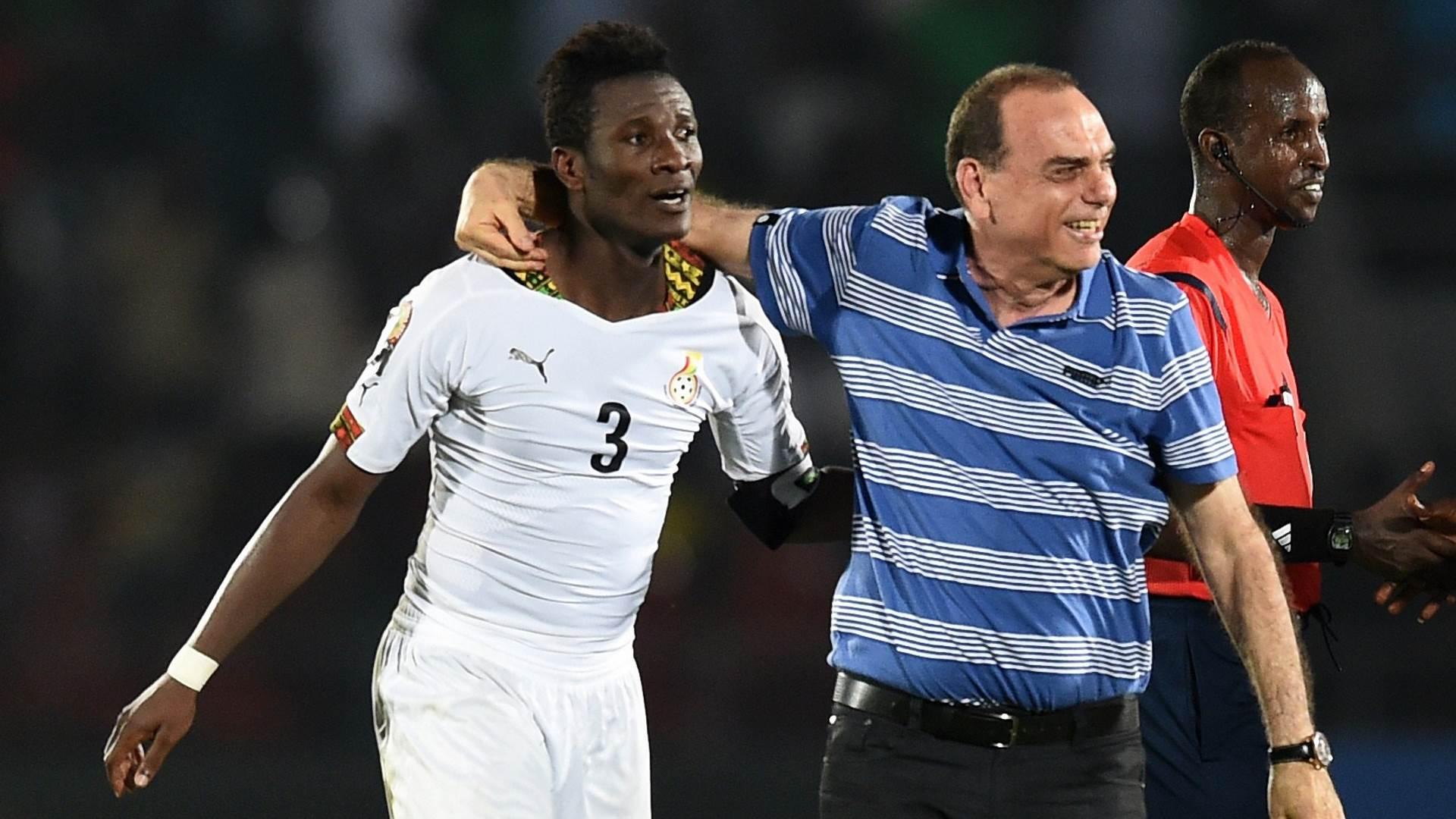 Avram Grant: Asamoah Gyan's biggest mistake was leaving English Premier League