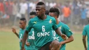 Afriyie Acquah of Ghana