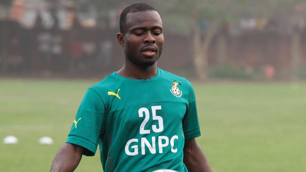 Frank Acheampong of Ghana