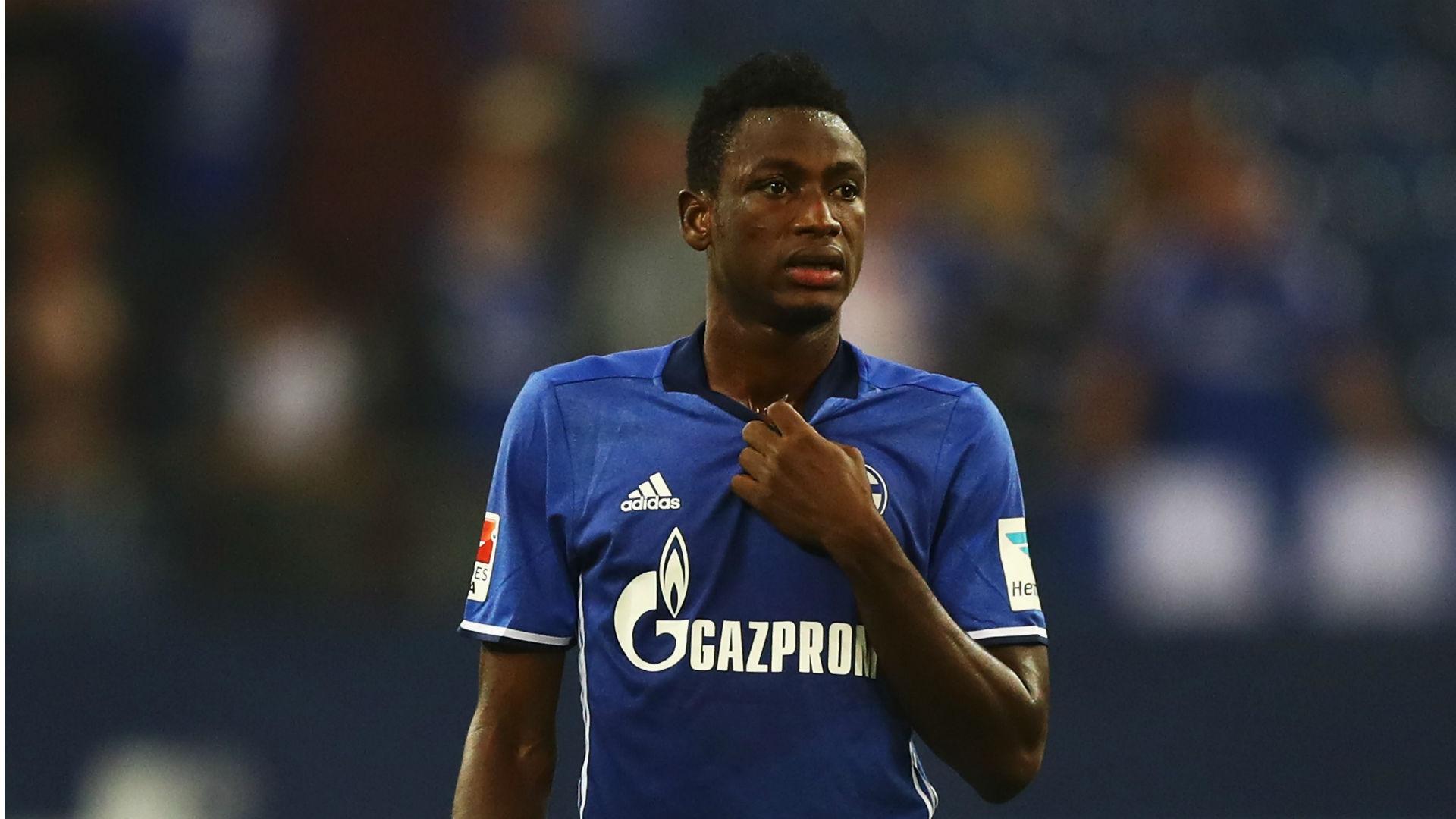 Schalke boss Tedesco on why Baba is set to exit Veltins-Arena   Goal.com