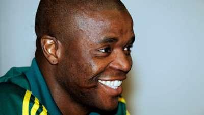 Aaron Mokoena of South Africa