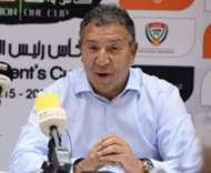 Henk Ten Cate - Al Jazira Coach - UAE