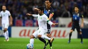 Japan vs. Saudi Arabia - World Cup qualifier