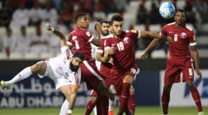 Qatar vs. Syria - 2018 WC Qualifiers