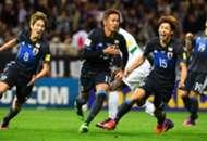 Japan vs. Saudi Arabia - FIFA World Cup qualifier 2018