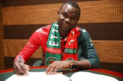Boubacar Fofana signing Al Ittifaq contract