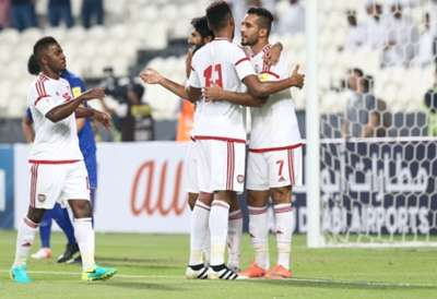UAE vs. Thailand - World Cup Qualifiers 06.10.2016