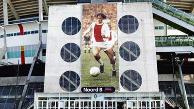 阿姆斯特丹球場紀念告魯夫