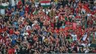 válogatott szurkolók svéd meccs