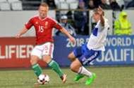 Kleinheisler László at Faroe Islands vs Hungary