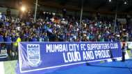 Mumbai City FC supporters ISL 2017/18