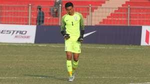 Dheeraj Singh Moirangthem Indian Arrows Shillong Lajong FC I-League 2017/2018