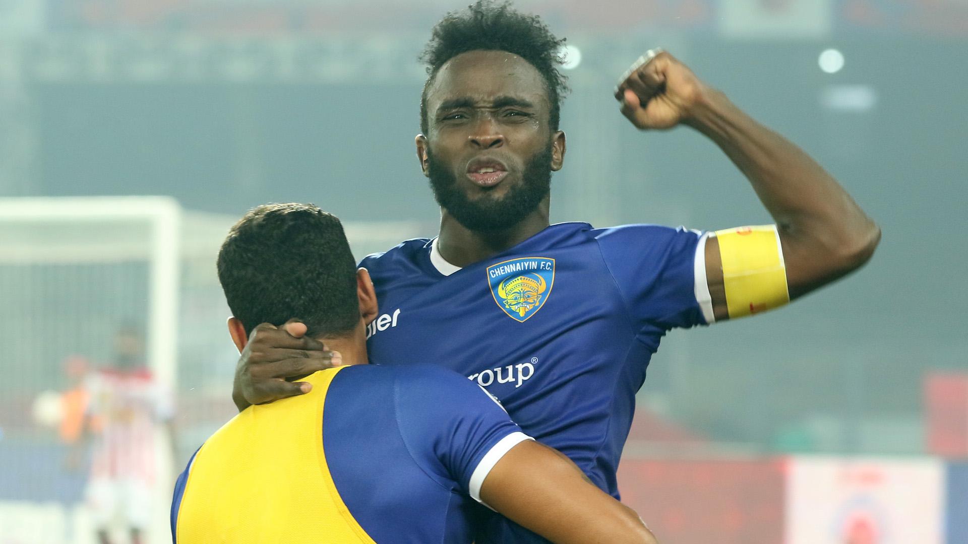 Stiven Mendoza Atletico de Kolkata Chennaiyin FC ISL season 2
