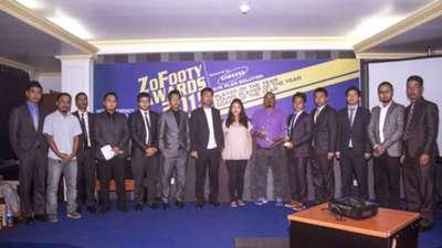 ZoFooty Awards 2015 Mizoram
