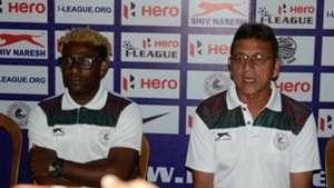 Sanjoy Sen Sony Norde Mohun Bagan I-League