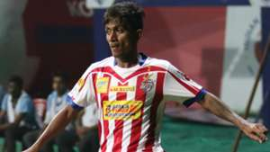 Abinash Ruidas Atletico de Kolkata FC Pune City ISL season 3 2016