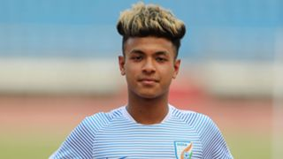 Komal Thatal FIFA U17 World Cup 2017 India U17 training