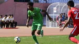 Soosairraj Chennai City FC Aizawl FC I-League 2017/2018