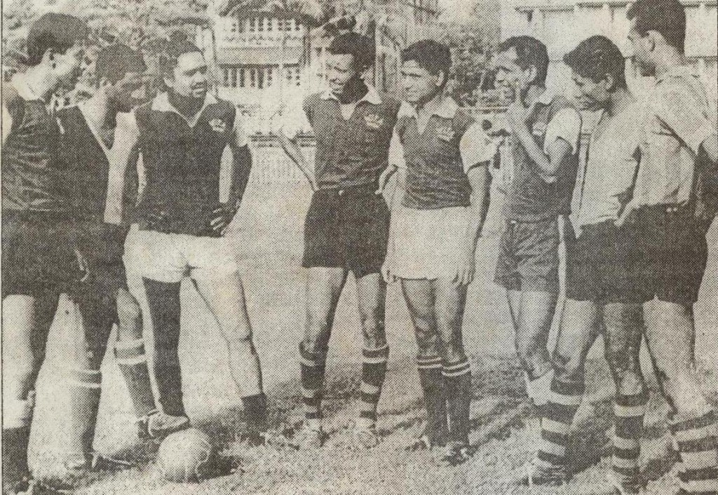 Jarnail Singh, Mohun Bagan