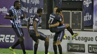 Minerva Punjab FC NEROCA FC I-League 2017/2018