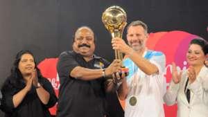 Ryan Giggs Mumbai 5's Premier Futsal Champions 2016