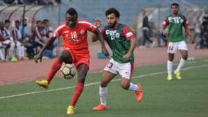Dodoz Nikhil Kadam Aizawl FC Mohun Bagan I-League 2017/2018