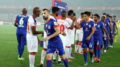 Delhi Dynamos FC Mumbai City FC ISL season 2