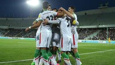 Iran India 2018 World Cup Qualification Round