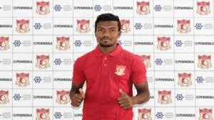 Munmun Timothy Lugun Pune FC I-League