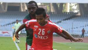 Laldinliana Mohun Bagan Aizawl FC I-League 2017/2018