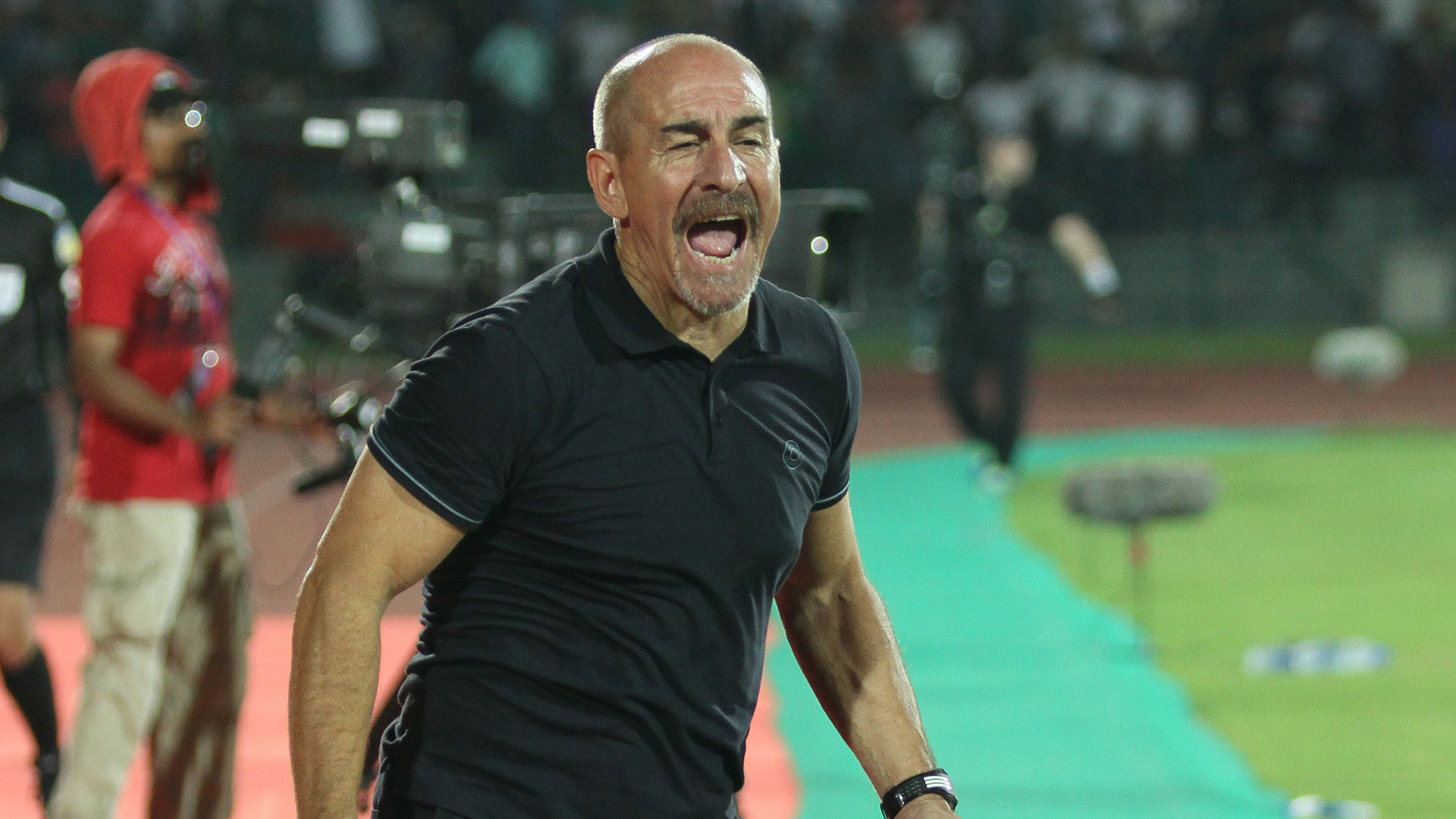 Which Indian Super League coaches have managed teams in Copa America?