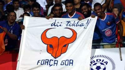 FC Goa ISL supporters