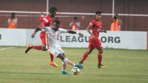 Odili Chidi Churchill Brothers NEROCA FC I-League 2017/2018