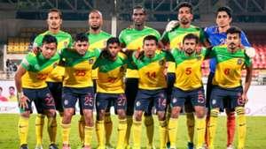 DSK Shivajians FC Chennai City FC I-League 2017