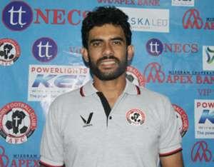 Khalid Jamil Aizawl FC Head Coach