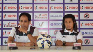 Shankarlal Chakraborty Subhash Singh Aizawl FC Mohun Bagan I-League