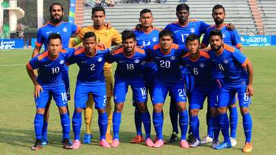 India U-23 South Asian Games