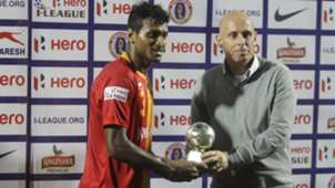 Arnab Mondal Stephen Constantine East Bengal FC Aizawl FC I-League